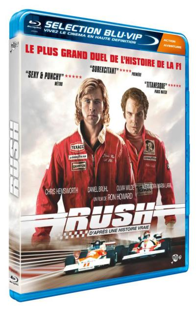 bande annonce Rush
