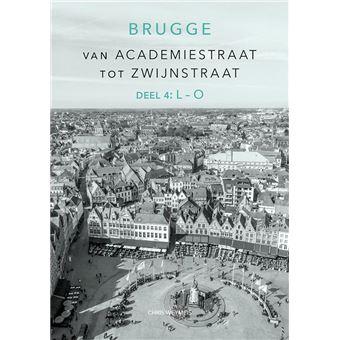 Brugge: van Academiestraat tot Zwijnstraat
