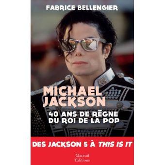 Mickael Jackson - 40 ans de règne du roi de la pop