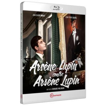 Arsène Lupin contre Arsène Lupin Blu-ray