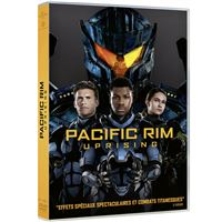 Pacific Rim Uprising DVD