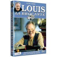 Louis la Brocante - Vol 22 : Louis et le troisième larron - Louis et les bruits de couloirs  DVD