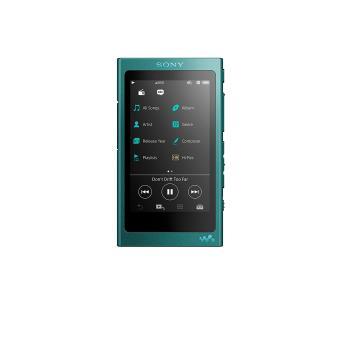 Lecteur Audio Sony NW-A35L Haute Résolution 16 Go Bleu
