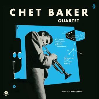 CHET BAKER QUARTET/LP