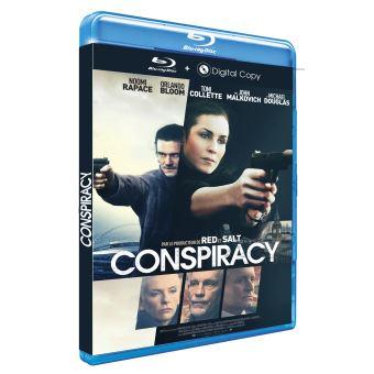 Conspiracy Blu-ray