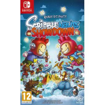 Scribblenauts showdown FR/NL SWITCH