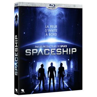 Spaceship Blu-ray