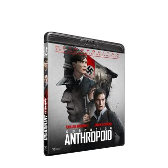 Opération Anthropoid Blu-ray