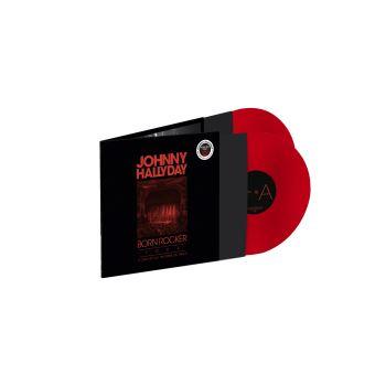 Born Rocker Tour Concert au Théâtre de Paris Double Vinyle rouge Edition Limitée