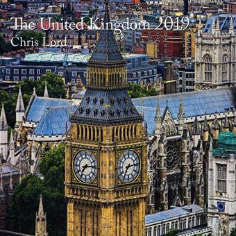 Chris Lord United Kingdom Kalender 2019