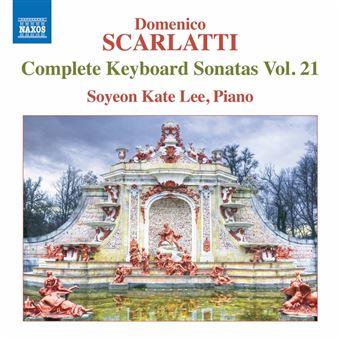 Intégrale des sonates pour clavier Volume 21