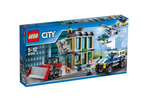 prix LEGO 60140 Le Cambriolage De La Banque