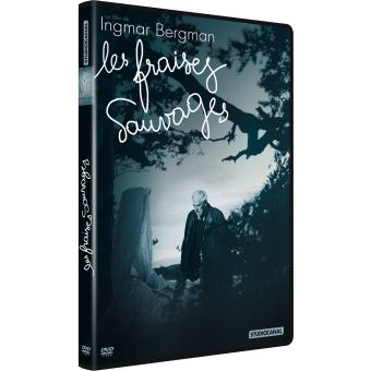 Les fraises sauvages Edition Collector DVD