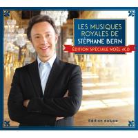 Les musiques royales de Stephane Bern Noël 2015 Coffret
