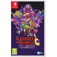 Précommande Cadence of Hyrule Crypt of the NecroDancer Featuring The Legend of Zelda Nintendo Switch Livraison à partir 23/10