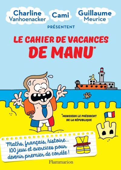 Le cahier de vacances de Manu - 9782081481459 - 6,99 €