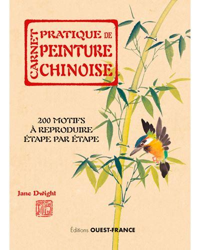 Carnet pratique de peinture chinoise