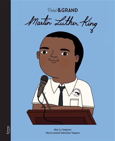 Martin Luther King (coll. petit & grand)