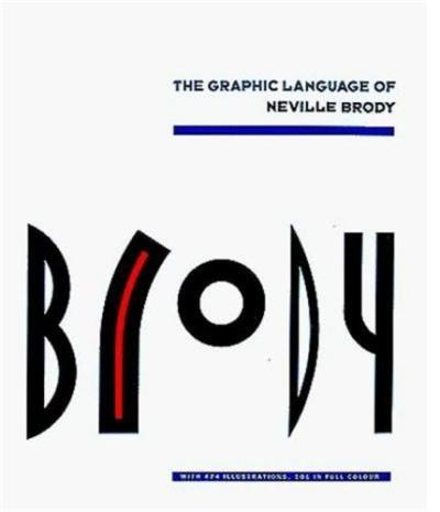 Graphic language of neville brody,1