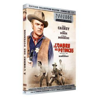 À l'ombre des potences Edition Collector Limitée Combo Blu-ray DVD