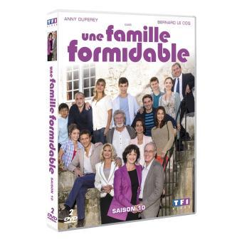 Une famille formidableUne famille formidable - Coffret de la Saison 10 - DVD