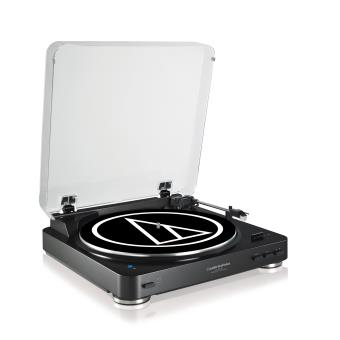 Platine Vinyle Audio Technica LP60 Bluetooth Noir