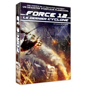 Force 12 : Le dernier cyclone - DVD
