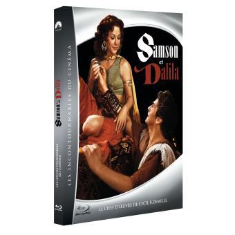 Samson et Dalila Blu-Ray Edition Digibook