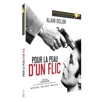 Pour la peau d'un flic Digipack Combo Blu-ray + DVD