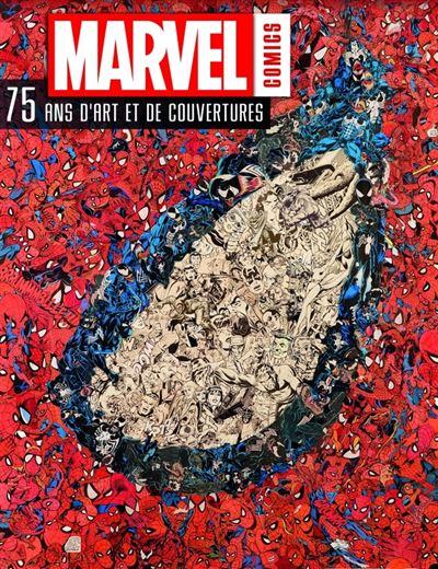 Marvel : 75 ans d'art et de couvertures