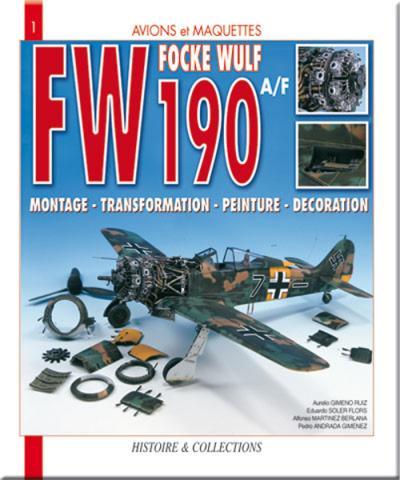 FW 190 en super-détail