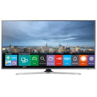 tv samsung ue55ju6800 uhd 4k t l viseur lcd 44 55 achat prix fnac. Black Bedroom Furniture Sets. Home Design Ideas