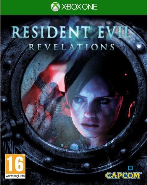 """Résultat de recherche d'images pour """"resident evil revelations xbox one"""""""
