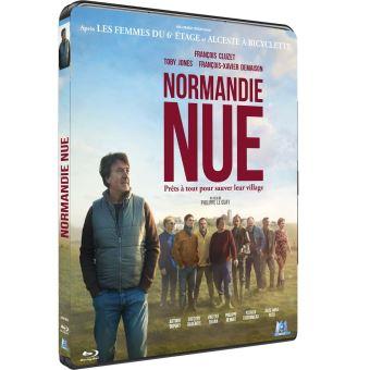 Normandie nue Blu-ray