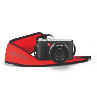 Courroie flottante Leica pour Leica X-U Rouge