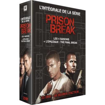 prison break saisons 1 224 4 edition limit233e coffret dvd