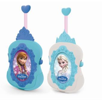 talkie walkie frozen la reine des neiges imc toys - Reine Ds Neiges