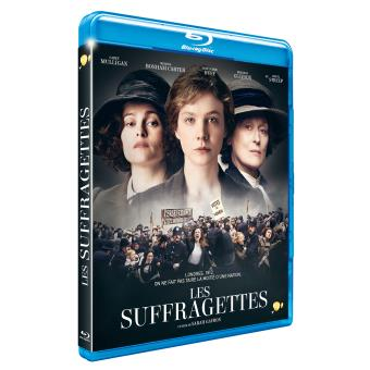 Les suffragettes Blu-ray