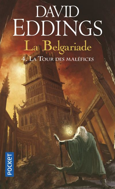La Belgariade - tome 4 La tour des maléfices