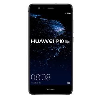 Huawei P10 Lite Black+SD-Card 32GB