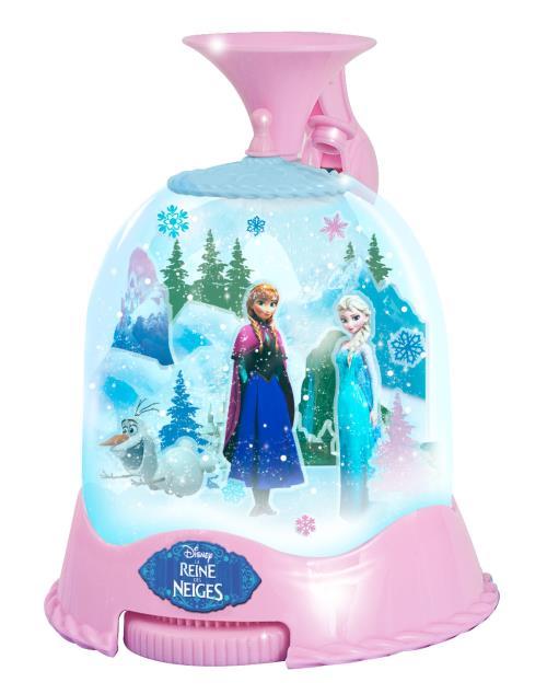 crea' boules à neiges la reine des neiges frozen - kit créatif