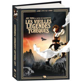 Les vieilles légendes tchèques Edition Collector Combo Blu-ray DVD