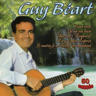 Guy Beart 50 Coffret succès