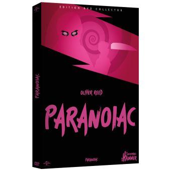 Paranoïaque DVD
