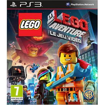 La grande aventure lego ps3 jeux vid o achat prix fnac - Jeux lego spiderman gratuit ...