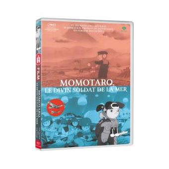 MOMOTARO DIVIN SOLDAT DE LA MER & SPIDER AND TULIP-FR-BLURAY