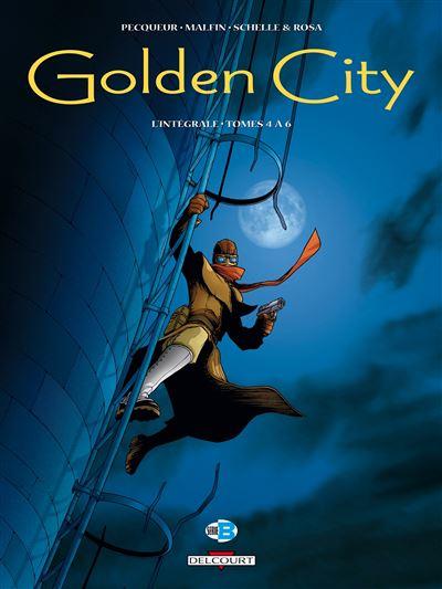 Golden City - Intégrale T04 à