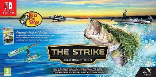 Pack Bass Pro Shops The Strike Nintendo Switch