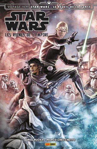 Star Wars - Les ruines de l'empire - 9782809457773 - 8,99 €