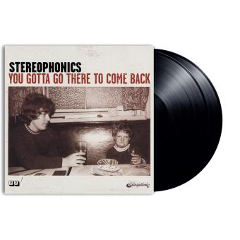 YOU GOTTO GO THERE TO COME/2LP